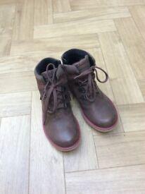 Kids Goretex Clark's Boots
