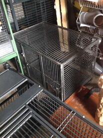 Breeding Parrot cage single and double