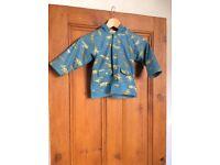 Hatley boys dinosaur jacket