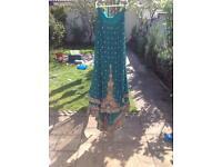 *Clearance* Sale DESIGNER Pakistani Bridal Wedding Dress RRP £1500 Now £500 Size 10-12