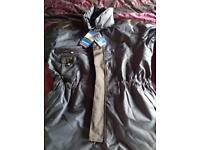 Boiler suit padded for winter