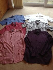 Men's shirts size large
