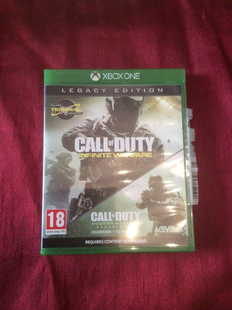 Call of Duty Infinite Warfare Xbox One Game | in Nailsea, Bristol | Gumtree