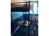 Kids high sleeper (mattress NOT included) £100