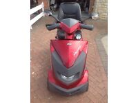 Electric Drive Royal Scooter immaculate condition only done 250 Miles