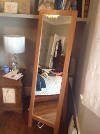 Freestanding full length mirror for sale