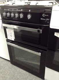 Flavel gas cooker new graded 12 th gtee G60 cooker. RRP £449 price £329