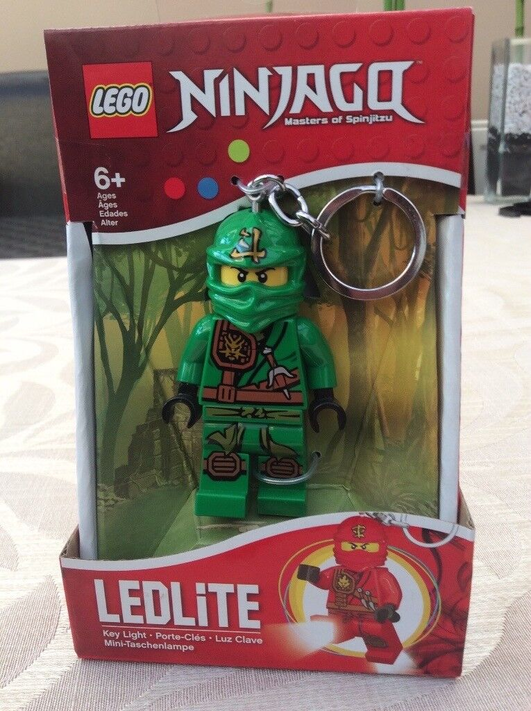 low priced pretty cheap low price sale Lego Ninjago Lloyd Keyring Torch Lite Brand new in Box | in Stoke-on-Trent,  Staffordshire | Gumtree