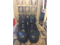 Magnum police / security boots