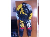 fieldsheer 2 piece motorbike suit