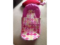 Summer Infant – Deluxe Pink bather