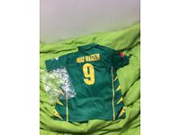 Pakistan Cricket Shirt Imad wasim