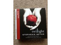 Twilight CD audiobook