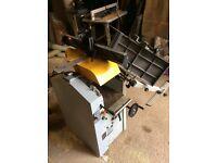 Axminster trade AW106PT2 planer thicknesser