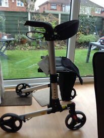 Drive Medical X-Fold Rollator WA018 (Like New Only 4 Months Old)