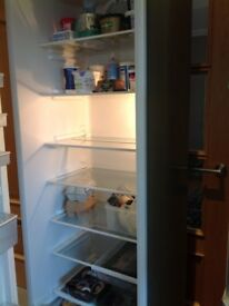Integrated larder fridge