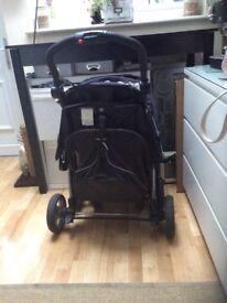 Graco Vivo Black push chair