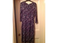 East day dress size 10 as new never worn