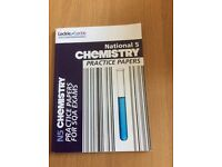 NATIONAL 5 CHEMISTRY PRACTICE PAPERS LECKIE LECKIE 2015