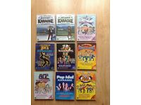Karaoke DVD,s - Special DVD Audio Video options - (Job Lot)