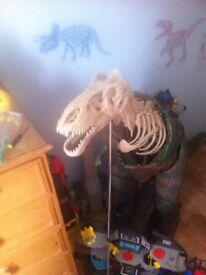Large T-Rex model dinosaur
