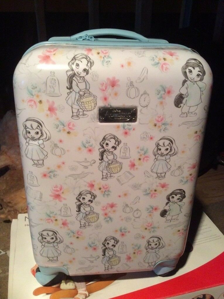 Disney Animation Girls Travel Case Hand Baggage In