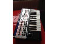 Novation 25 SL Mkii MIDI Keyboard / Controller