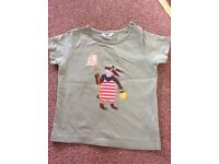 Baby Boden t-shirt and trousers