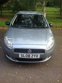 FIAT GRANDE PUNTO ACTIVE 1.2 SUPERB CONDITION