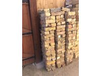 Reclaimed Yellow Bricks £1.00 each