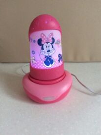 Minnie Mouse Night Light/Torch