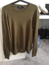 Ralph lauren mens jumpers size l