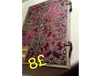 Paperblanks silver filigree (Completely New)