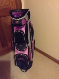Ladies Powakaddy Cart Golf Bag