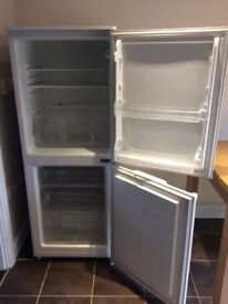 Selling 196 litres fridge freezer in full working condition. Collection only please.
