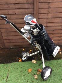 Golf clubs circuit plus