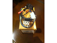 Aqualisa power shower microswitch loom assembly