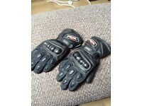 RSR Motorcycle gloves