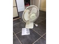 Duracraft Table Fan 12""