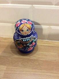 Brand new Collectors Russian Doll