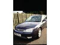 FORD MONDEO 1.8 PETROL (facelift model)