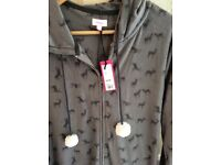 Ladies small onesie new with tags (House of Fraser) collect from Sprowston or meet at Riverside