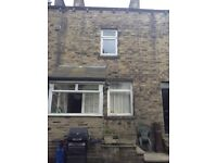 Two bedroomed terrace property to rent in Ilkley. Short walk to train station and on bus route