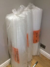 Laminate flooring foam underlay x3 rolls of 2mm thick 1mx15m each wigan