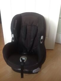 Maxi Cosi black Priori car seat