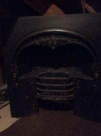 Cast Iron Fireplace, Hob Grate