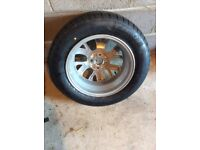 Tyre for Nissan Note Acenta 1.2 premium