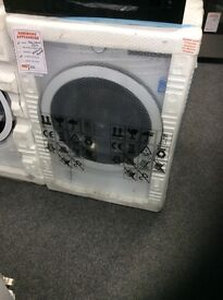 White 7kg Beko washer rrp £319 only £250 new 12 months gtee
