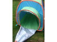 Children indoor/outdoor tent