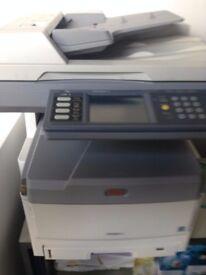 OKI MC861 Office Printer